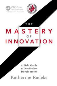 The Mastery of Innovation book cover